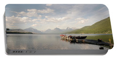 Lake Mcdonald Portable Battery Charger