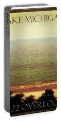Lake Michigan M-22 Overlook Portable Battery Charger