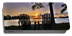 Lake Murray Relaxation Portable Battery Charger