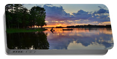 Lake Murray Sc Reflections Portable Battery Charger