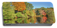Lake Noquochoke, Dartmouth, Ma Portable Battery Charger