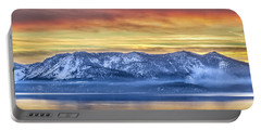 Lake Of Gold Portable Battery Charger