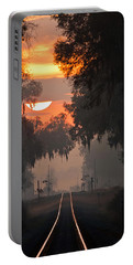 Lake Park Sunrise Portable Battery Charger