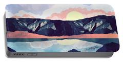 Lake Reflection Portable Battery Charger