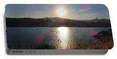 Lake Roosevelt Sun Portable Battery Charger