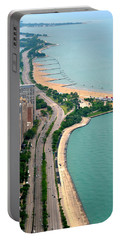 Lake Shore Dr . Chicago Portable Battery Charger
