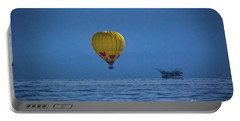 Lake Tahoe Balloon Portable Battery Charger