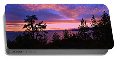 Lake Tahoe Crescendo Portable Battery Charger