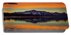 Lake Tahoe Glow Portable Battery Charger