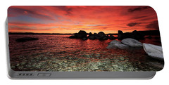 Lake Tahoe Liquid Dreams Portable Battery Charger