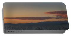 Lake Tahoe South Shore Panorama - 1 Portable Battery Charger