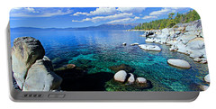 Lake Tahoe Summer Treasure Portable Battery Charger
