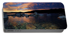 Lake Tahoe Sundown Portable Battery Charger