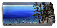 Lake Tahoe Sunrise Portable Battery Charger