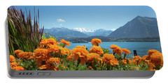 Lake Thunersee Portable Battery Charger