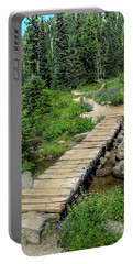 Lake Tipsoo Trail Portable Battery Charger