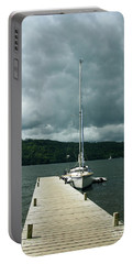 Lake Windermere Portable Battery Charger by Mini Arora