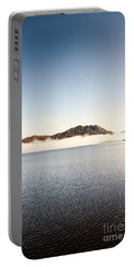 Lakes In Morning View Portable Battery Charger