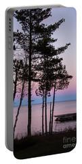 Lakeside Dusk Portable Battery Charger