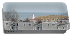 Lakeside Lighthouse  Portable Battery Charger