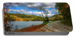 Lakeside Road Portable Battery Charger
