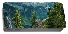 Lakeside View Portable Battery Charger