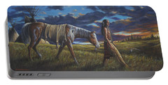 Lakota Sunrise Portable Battery Charger