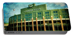 Lalalalala Lambeau Portable Battery Charger