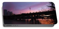 Lamar Blvd Bridge Portable Battery Charger