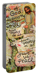 Lamb Of God Portable Battery Charger