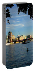 Lambeth Bridge Across The Thames, London Portable Battery Charger