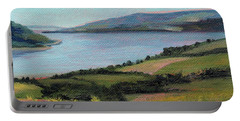 Lamlash - Facing Holy Isle Portable Battery Charger