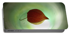 Lampionblume - Physalis Alkekengi Portable Battery Charger