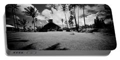 Portable Battery Charger featuring the photograph Lanakila Ihiihi O Iehowa O Na Kaua Church Keanae Maui Hawaii by Sharon Mau