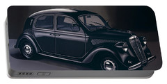 Lancia Ardea 1939 Painting Portable Battery Charger
