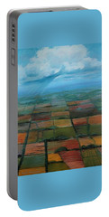 Land Art Portable Battery Charger