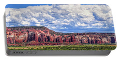 Portable Battery Charger featuring the photograph Land Of Enchantment by Gina Savage