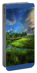 Portable Battery Charger featuring the photograph Land Of Milk And Honey by Marvin Spates