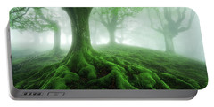 Land Of Roots Portable Battery Charger