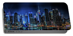 Land Of Tall Buildings Portable Battery Charger