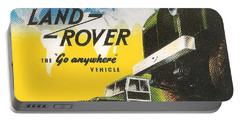 Land Rover Portable Battery Charger
