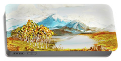 Land Scape No.-3 Portable Battery Charger