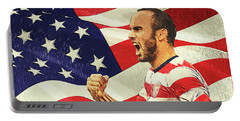 Landon Donovan Portable Battery Charger