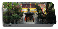 Portable Battery Charger featuring the photograph Lantau Island 45 by Randall Weidner