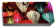 Lanterns Colors Hoi An Portable Battery Charger