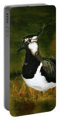 Lapwing Portable Battery Charger by Maria Woithofer