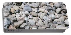 Larger Rock Meditation Portable Battery Charger
