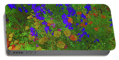 Larkspur And Primrose Garden 12018-3 Portable Battery Charger