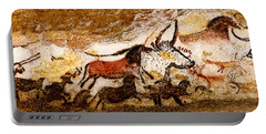 Lascaux Hall Of The Bulls Portable Battery Charger