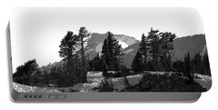 Portable Battery Charger featuring the photograph Lassen National Park by Lori Seaman